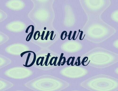 Join our Database!