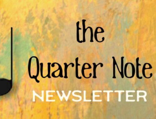 The Quarter Note Fall 2020