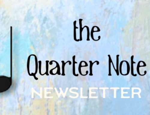 Winter 2019-20 Quarter Note
