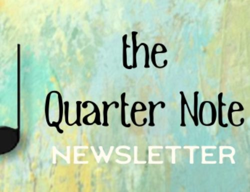 Spring 2020 Quarter Note Newsletter